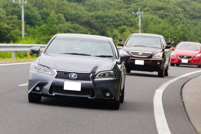 Car Use for Basic Road Test